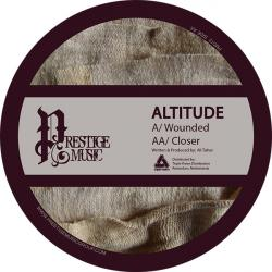 Altitude/WOUNDED 12""