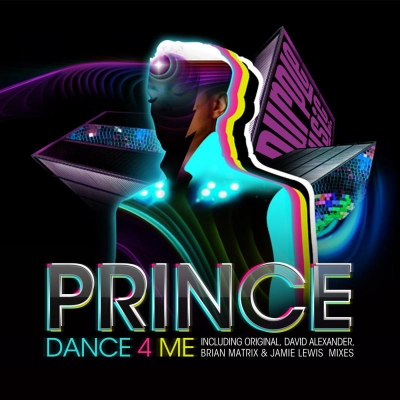 Prince/DANCE 4 ME (PICTURE DISC) 12""
