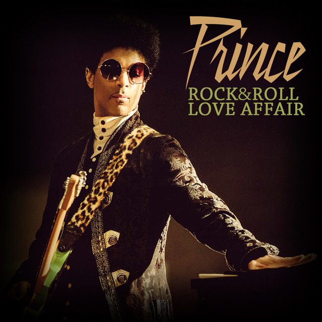 Prince/ROCK AND ROLL LOVE AFFAIR CDS