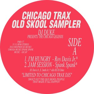DJ Duke/THE CHICAGO LEGENDS VOL 1 12""