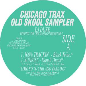 "DJ Duke/THE CHICAGO LEGENDS VOL 2 12"""