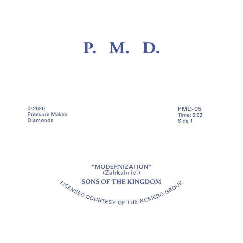 "Sons Of The Kingdom/MODERNIZATION 7"""