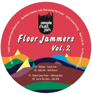 Various/FLOOR JAMMERS VOL. 2 12""