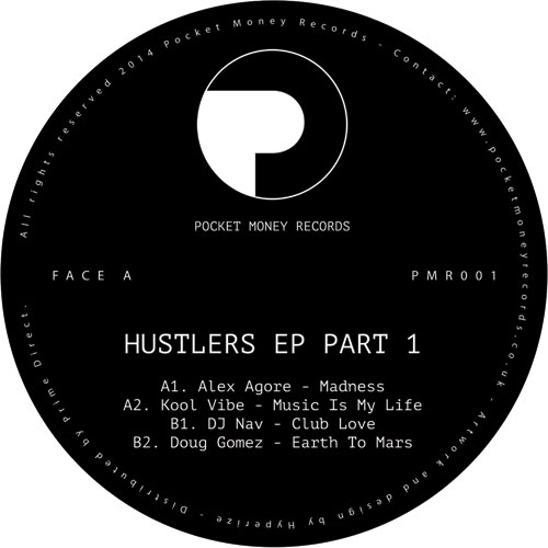 Various/HUSTLERS EP PART 1 12""