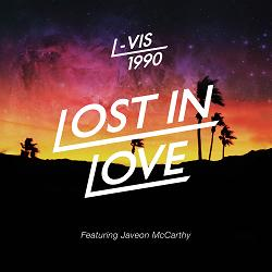 L-Vis 1990/LOST IN LOVE 12""