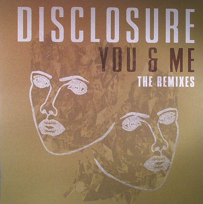 """Disclosure/YOU & ME (REMIXES) 12"""""""