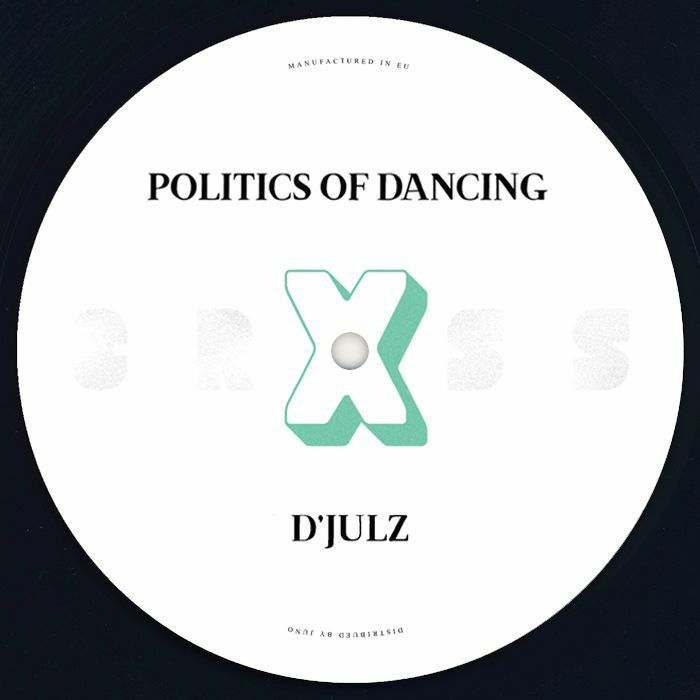Politics Of Dancing/P.O.D. CROSS V2 12""