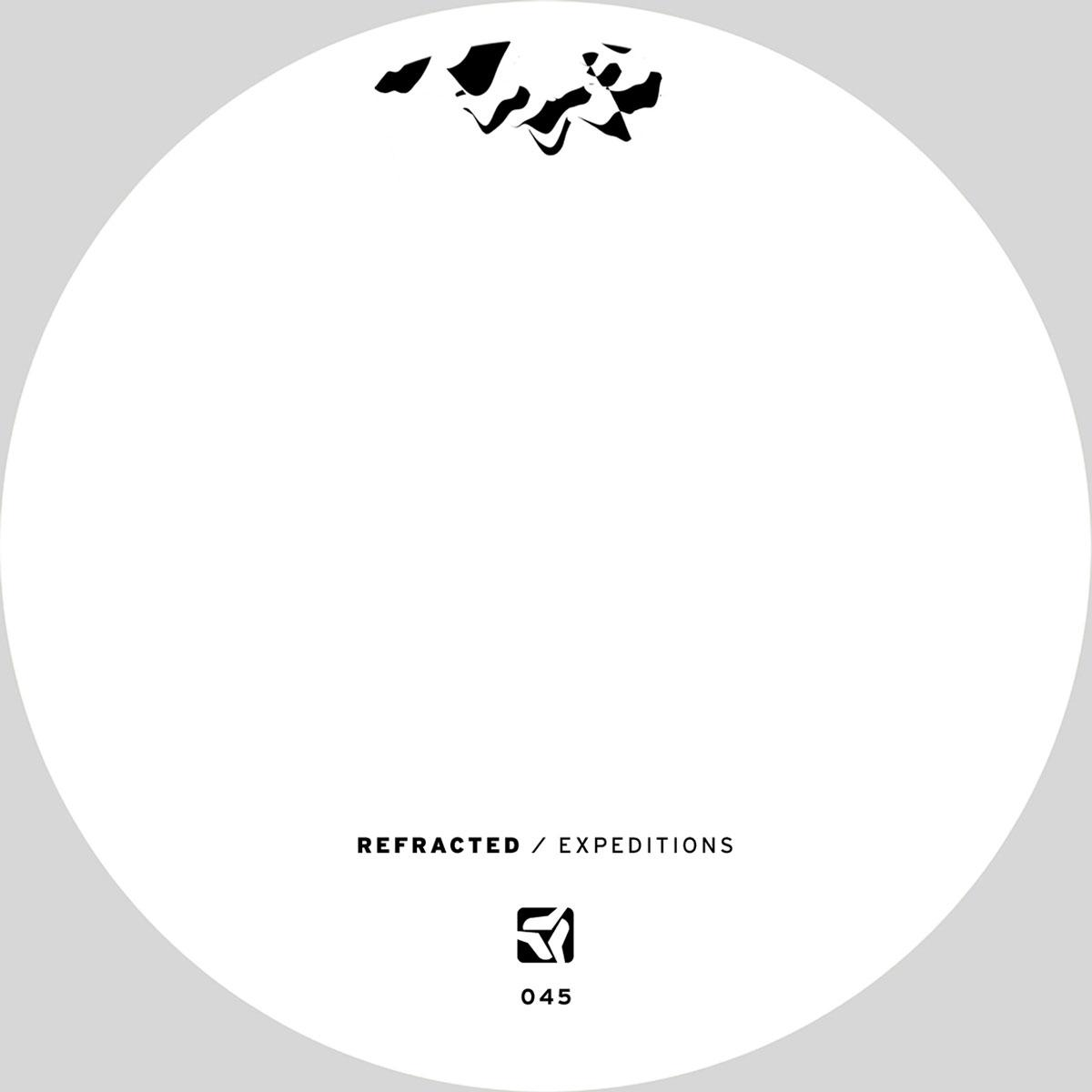 Refracted/EXPEDITIONS EP 12""