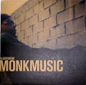 Black Monk/MONKMUSIC EP 12""