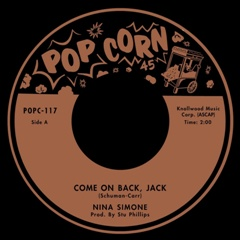 Nina Simone/COME ON BACK, JACK 7""