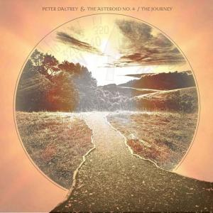 Peter Daltrey Asteroid #4/THE JOURNEY LP