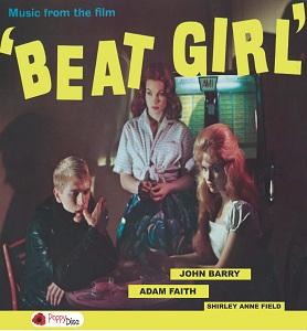 John Barry/BEAT GIRL SOUNDTRACK LP