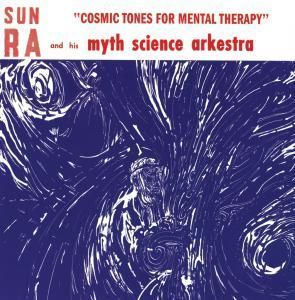 Sun Ra/COSMIC TONES FOR MENTAL LP