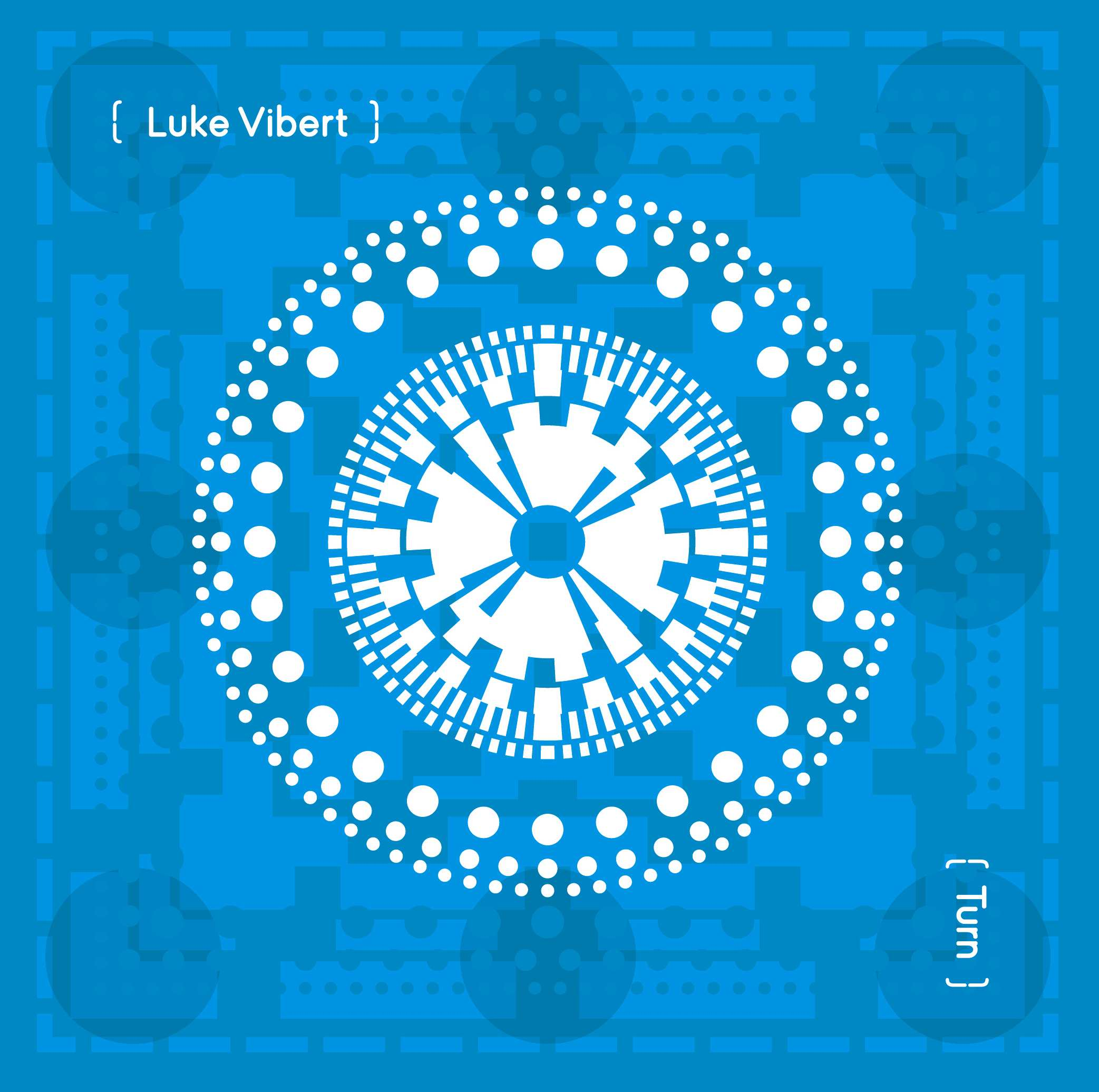 Luke Vibert/TURN EP (COLOR VINYL) 7""