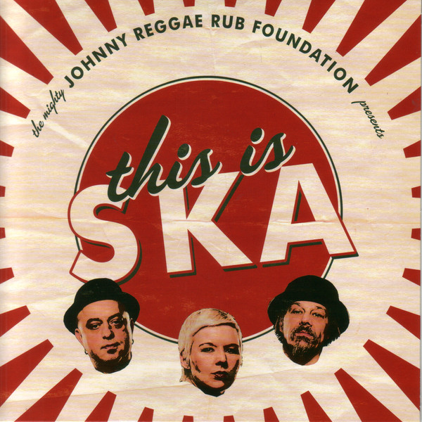 Johnny Reggae Rub Found/THIS IS SKA 7""
