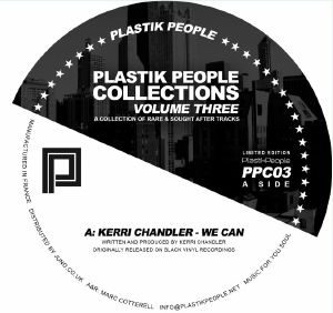 Kerri Chandler/WE CAN 12""