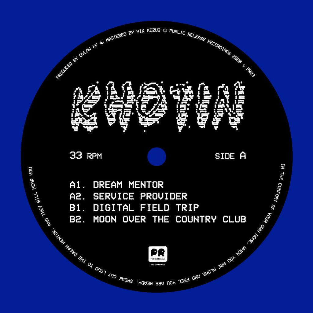 """Khotin/DREAM MENTOR 12"""""""