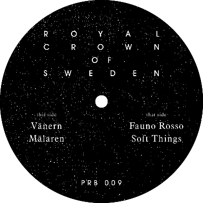 Royal Crown of Sweden/PRB009 REPRESS 12""