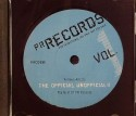PR Records/OFFICIAL UNOFFICIALS CD