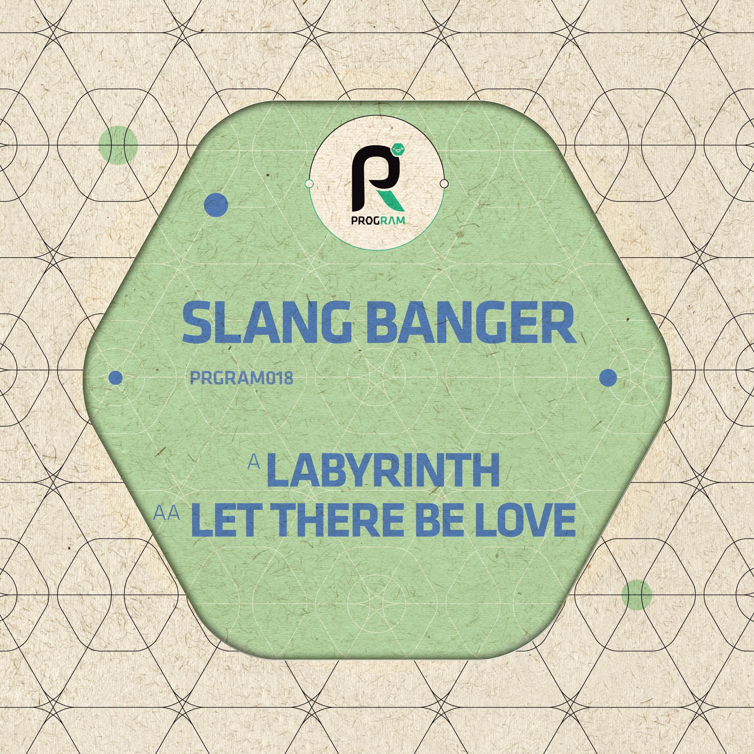 """Slang Banger/LABYRINTH 12"""""""