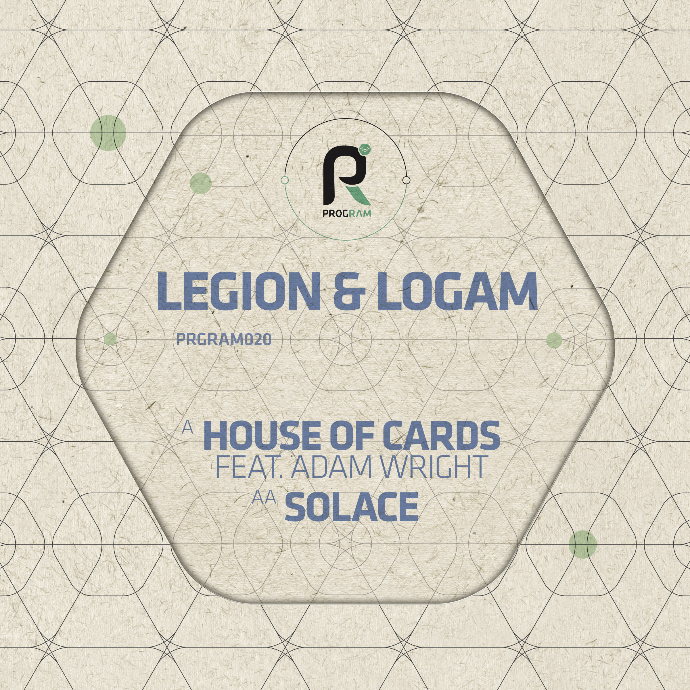 Legion & Logjam/HOUSE OF CARDS 12""
