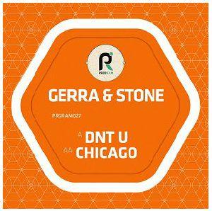 "Gerra & Stone/DNT U 12"""