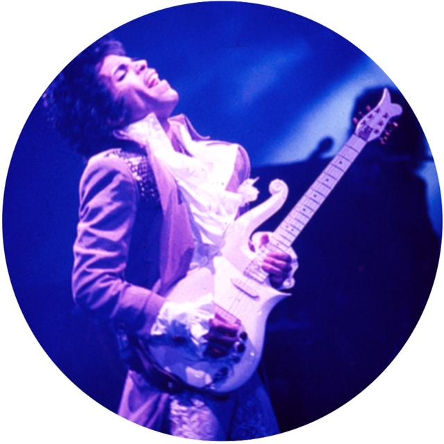 Prince/GUITAR SLIPMAT