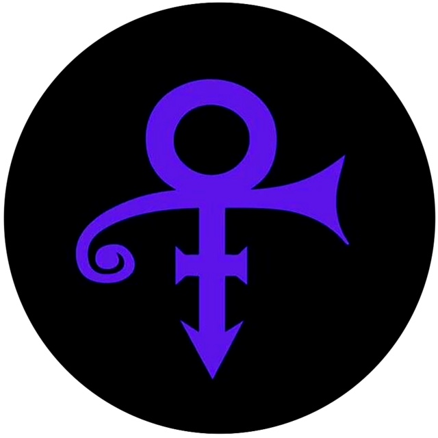 Prince/SYMBOL (PURPLE) SLIPMAT