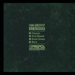 DJ Hidden/THE EVAH GREEN EP 12""