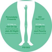 "Persnickety All-Stars/STILL DOIN' IT 12"""