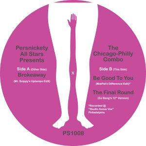 Persnickety All-Stars/CHICAGO-PHILLY 12""