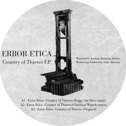 Error Etica/COUNTRY OF THIEVES 12""
