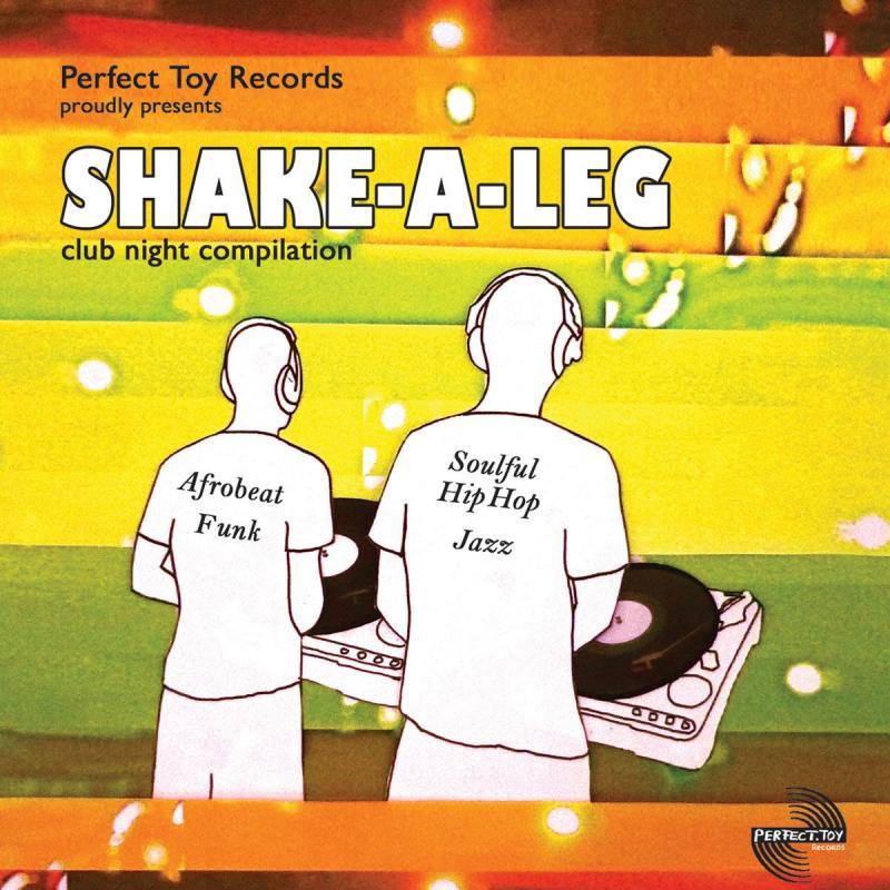 Various/SHAKE-A-LEG  CD