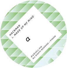 Hackman/MADE UP MY MIND 10""