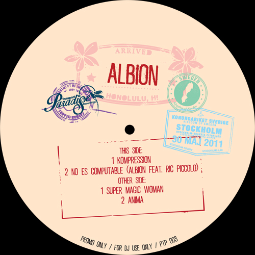 Albion/KOMPRESSION 12""