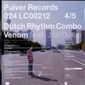 Dutch Rhythm Combo/VENOM 12""