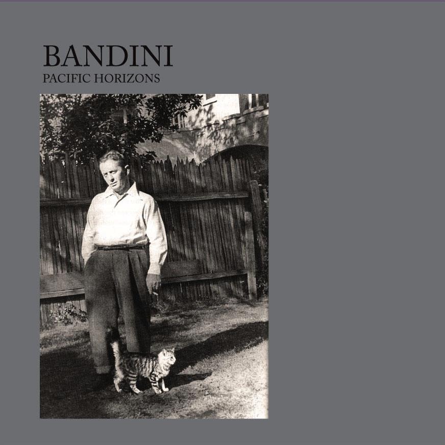 """Pacific Horizons/BANDINI EP 12"""""""