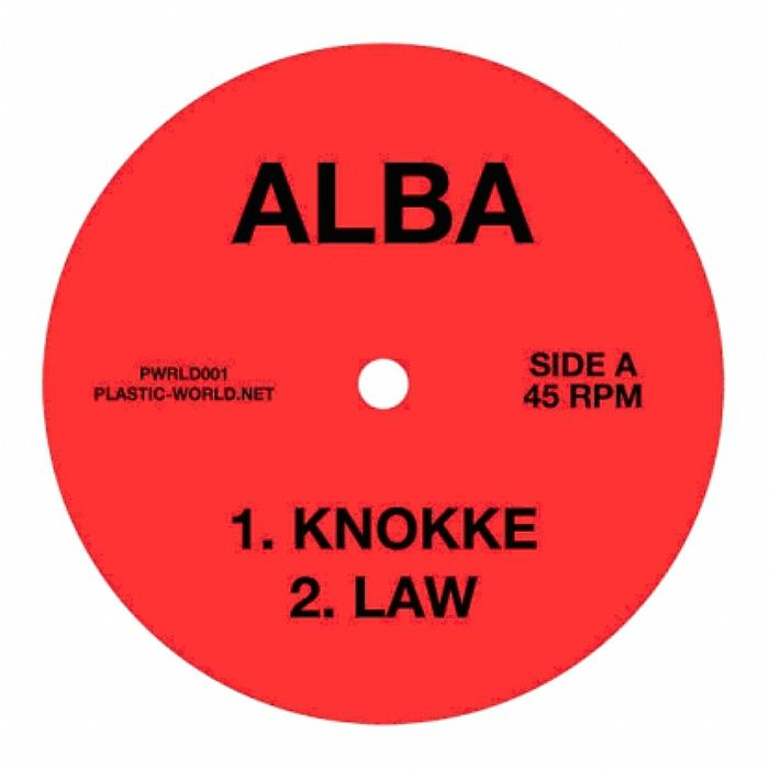Alba/KNOKKE RICK W & JIMMY E REMIXES 12""