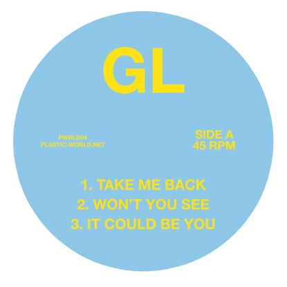"GL/GL (TERRENCE PARKER REMIX) 12"""