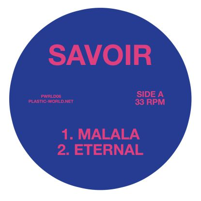 Savoir/ETERNAL HARVEY SUTHERLAND RMX 12""