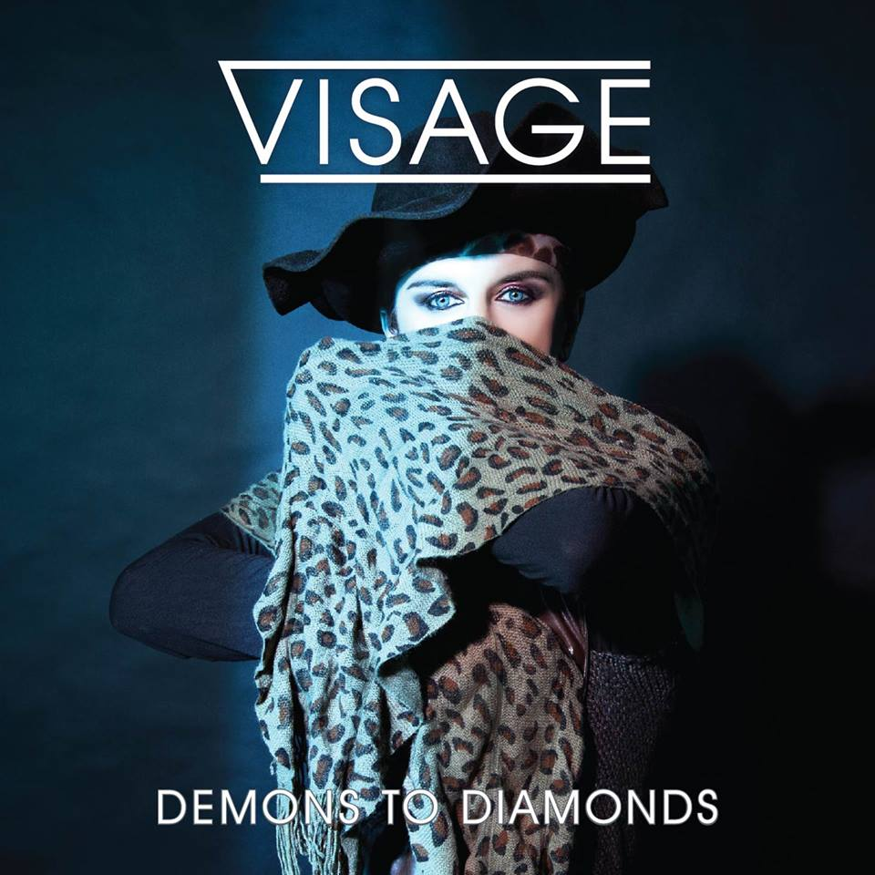 Visage/DEMONS TO DIAMONDS LP
