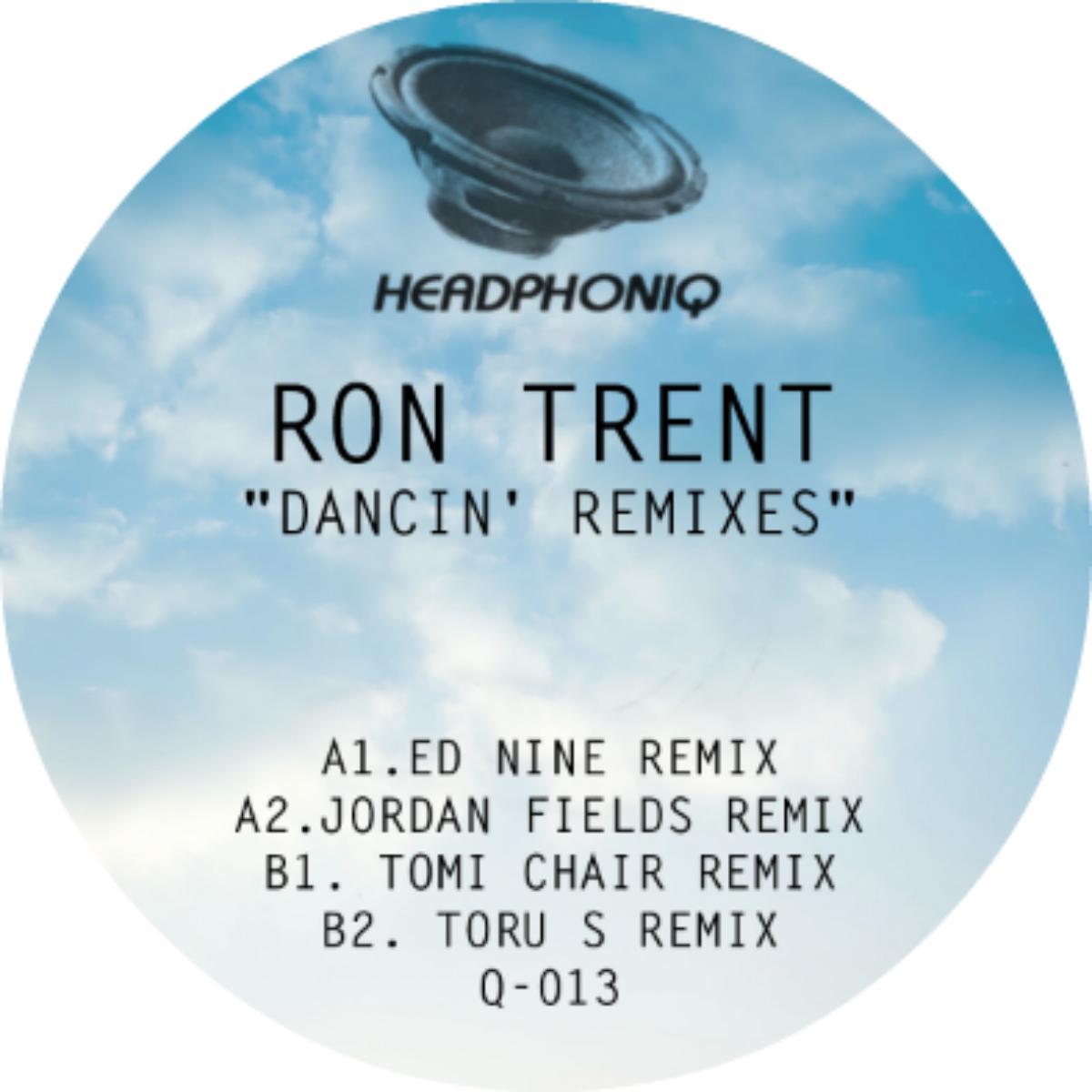"""Ron Trent/DANCIN' REMIXES 12"""""""
