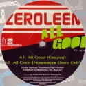 Zeroleen/ALL GOOD-KRAAK & SMAAK 12""