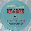 Bitter:Sweet/DIRTY LAUNDRY REMIXES 12""