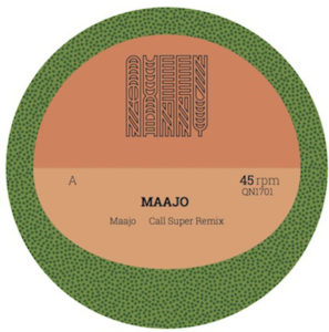 Maajo/MAAJO (CALL SUPER REMIX) 12""