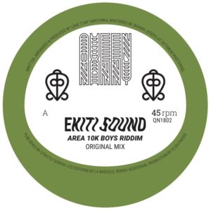 Ekiti Sound/AREA 10K BOYS RIDDIM 12""