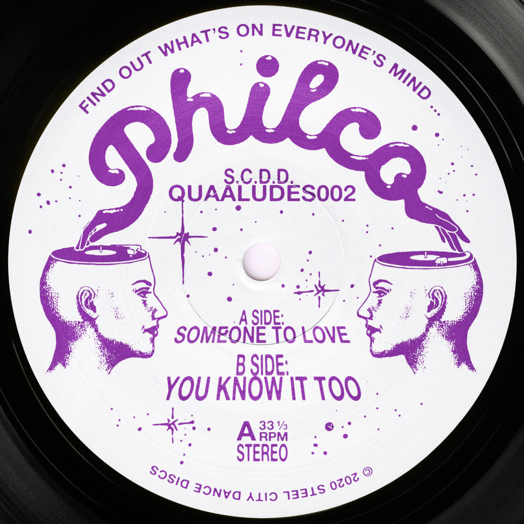 Philco/SOMEONE TO LOVE 12""