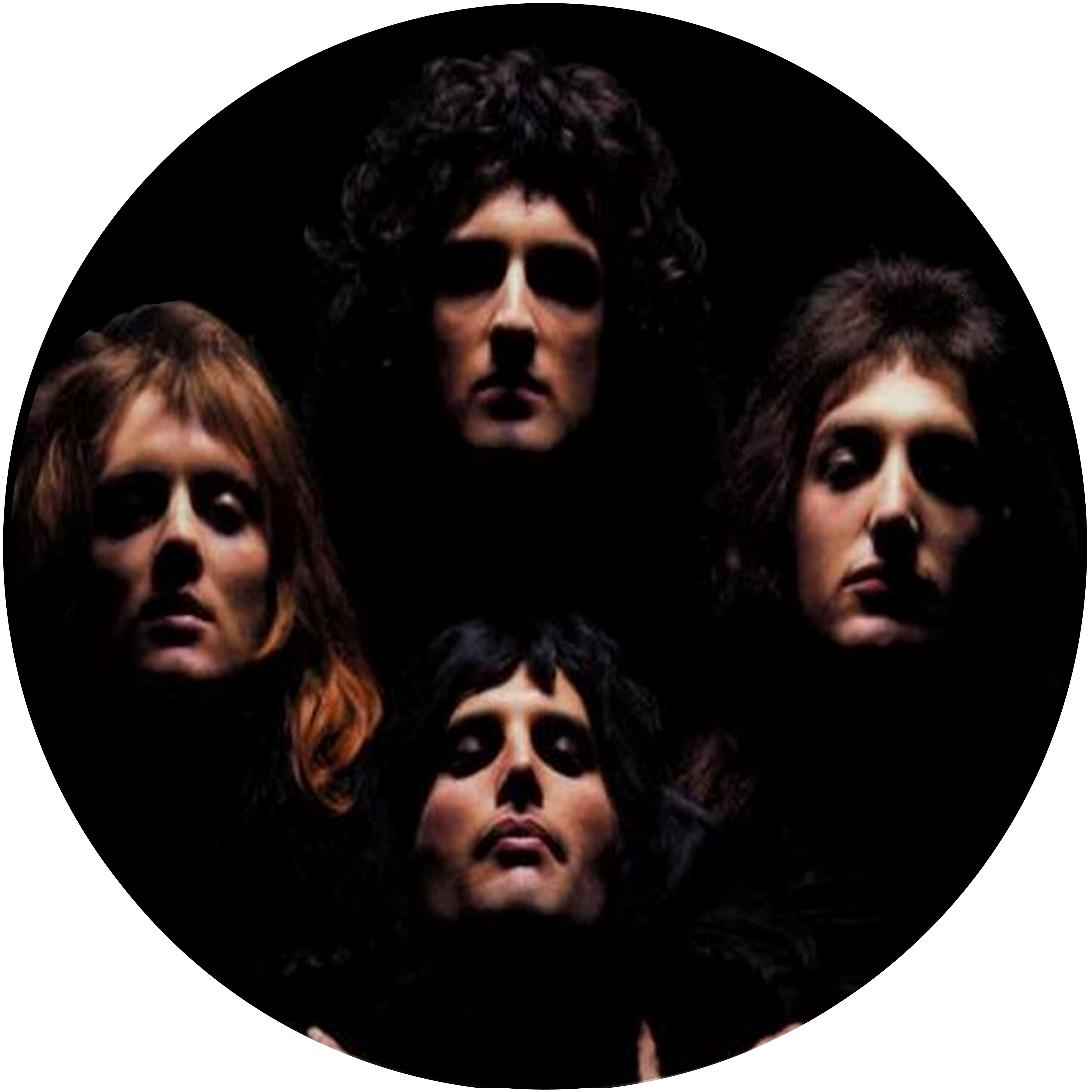 Queen/QUEEN II SLIPMAT