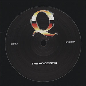 Q/THE VOICE OF Q 12""