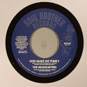 Headhunters/GOD MAKE ME FUNKY 7""
